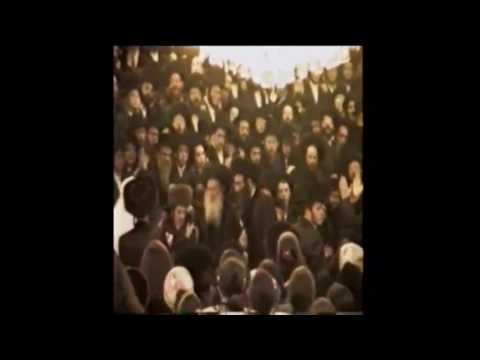 Rare: Rebbe Hershele Of Spinka Zy