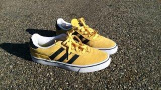 Adidas Busenitz Vulc (Yellow/Black
