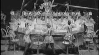 Art Deco Telephone Operators Sing A Jazzy Song - 1934