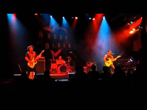 Obsidian at the House of Blues Sunset - Get in the Pit/Heaven and Hell