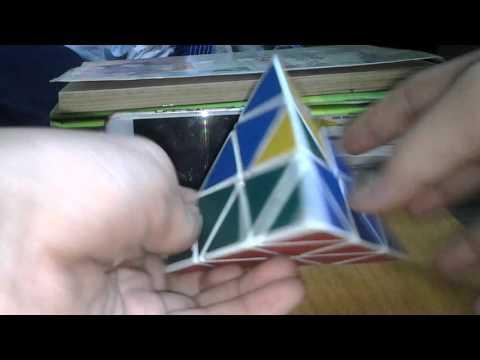 Giải rubik tam giác ( thanh vinh )