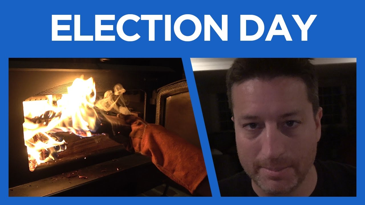 Election Day - Vlog #132