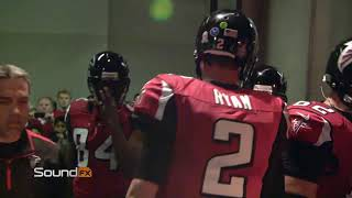 Matt Ryan Mic'd Up Throwing 5 Interceptions!