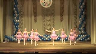 Отчетный концерт ДДЦ 'Аистенок', 2015. Танец принцесс, Кнопочки.