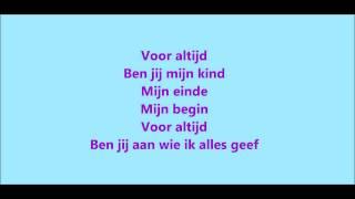 jelle cleymans en free souffriau -  voor altijd met lyrics  (musical robin hood)