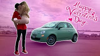 BUYING MY GIRLFRIEND HER DREAM CAR!! *very emotional*
