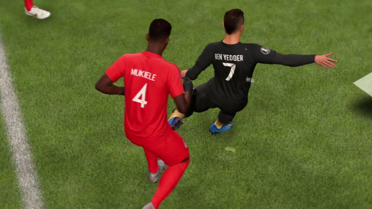 Fifa 16 Mitarbeiter
