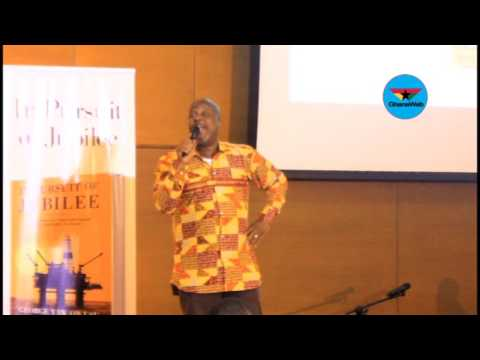 Book on Ghana's first major oil discovery launched