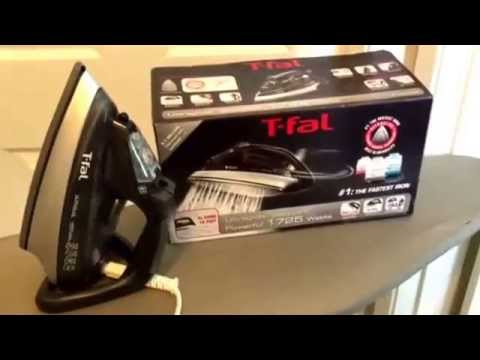 Jan 7, 2016. The tefal fv9640 has long-lasting steam performance and hassle free maintenance. • easy to. Tefal fv9640 ultimate anti calc steam iron. Tefal fv -9640 autoclean ultimate 400 buharlı ütü inceleme duration: 3:27.