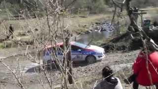 Rally Argentino. Río Ceballos-Villa Allende-Unquillo.P.E.8.Villa Allende-Unquillo (III)
