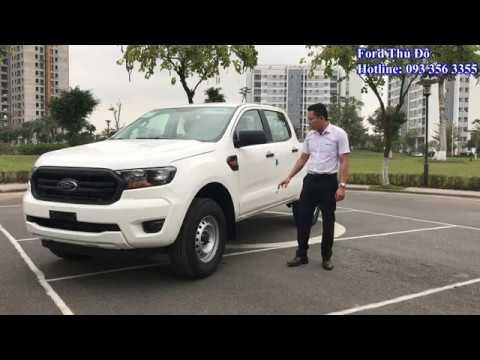 So Sánh chi tiết Ford Ranger XL 2020 & Ford Ranger XLS MT 2020 I Nội ngoại thất và giá bán