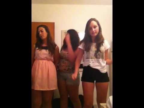 the lazy song - mazi,karin,nikol
