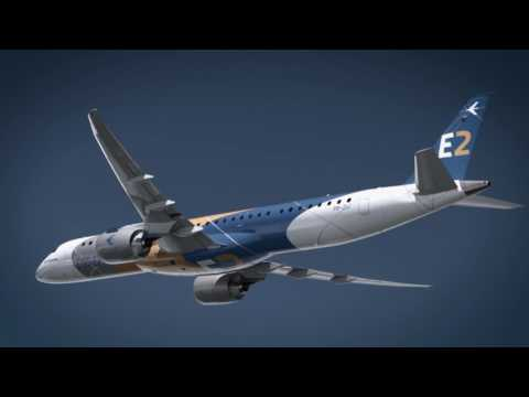 E195-E2 first flight