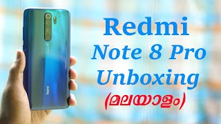 Redmi Note 8 Pro Unboxing - 6GB/64GB Electric Blue Varrient