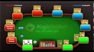 Школа покера WMZONA.COM Урок 5