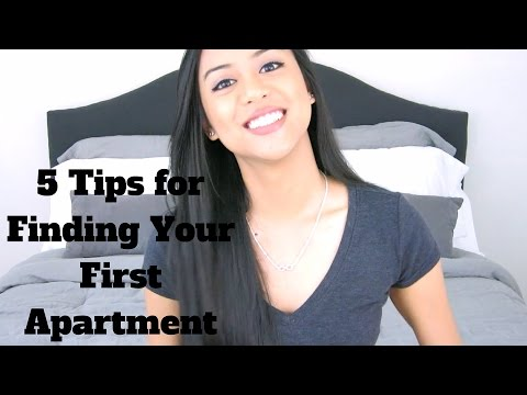 5 Tips for Finding Your First Apartment | NICOLEPATROL