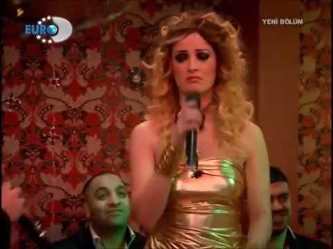Sarp Apak & İrem Sak & Öner Erkan   Fesupanallah Altın Kelebek 11 06 12 Astronot