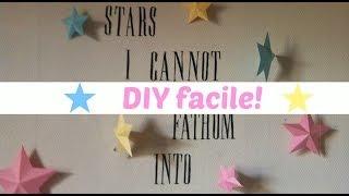 ♥ Diy: Déco Chambre Facile! ♥