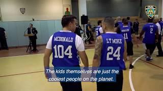 13th Precinct Basketball Community Event