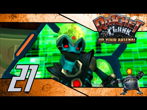 Ratchet & Clank Up Your Arsenal: Ep.21 - Dr. Nefarious [Finale]