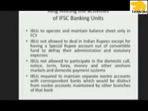 IFSC regulation guidelines shared by India's financial regulators