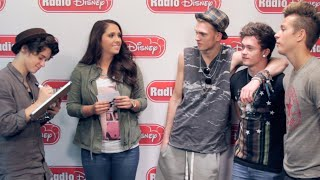 Meet The Vamps   Radio Disney Insider   Radio Disney thumbnail