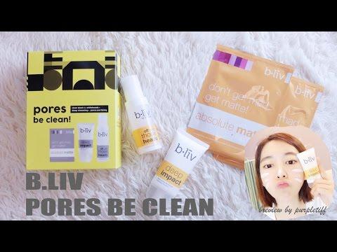 Bliv Pores Be Clean Unboxing