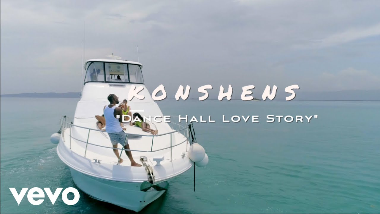 "Konshens: ""Dancehall Love Story"""
