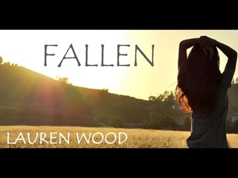 FALLEN - Lauren Wood | LYRICS | - YouTube