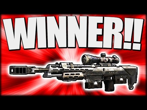BEST SNIPER RIFLE WINNER! - Future