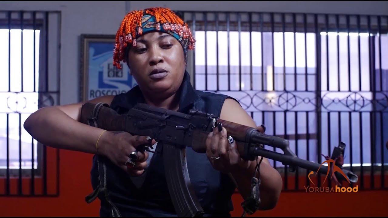 Download Odaada - Latest Yoruba Movie 2021 Action Starring Tope Osoba   Ibrahim Chatta   Allwell Ademola