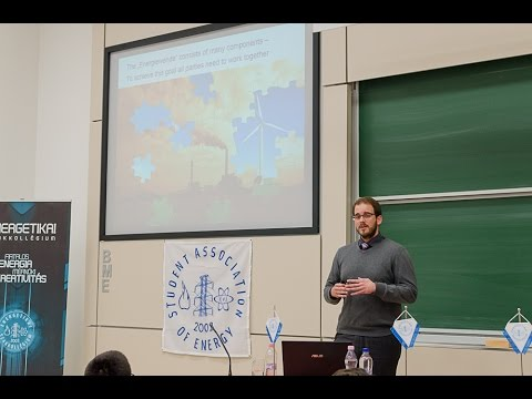 Germany's Energiewende - Jens Jacobs (Amprion GmBH)