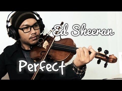 Ed Sheeran  - Perfect violin biola cover cukehabibi