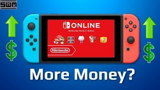Is Nintendo About To Raise The Price For Their Online Service?