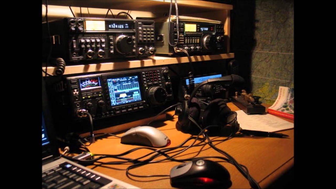 Amateur Radio Station Wb4omm: Radio Amateur Quebec HF 3.765 Mhz Lsb Robert Allume Le