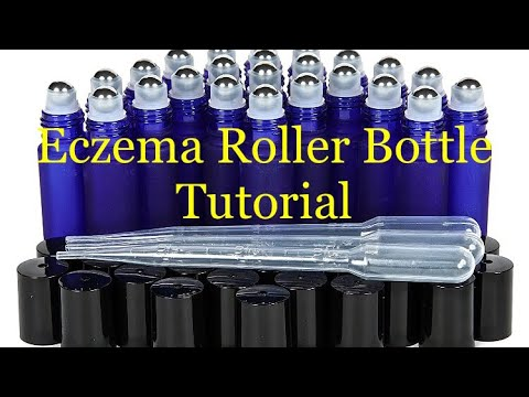 Eczema Roller Bottle Tutorial