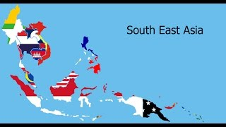 Speed Art // South East Asia // Bee mapping