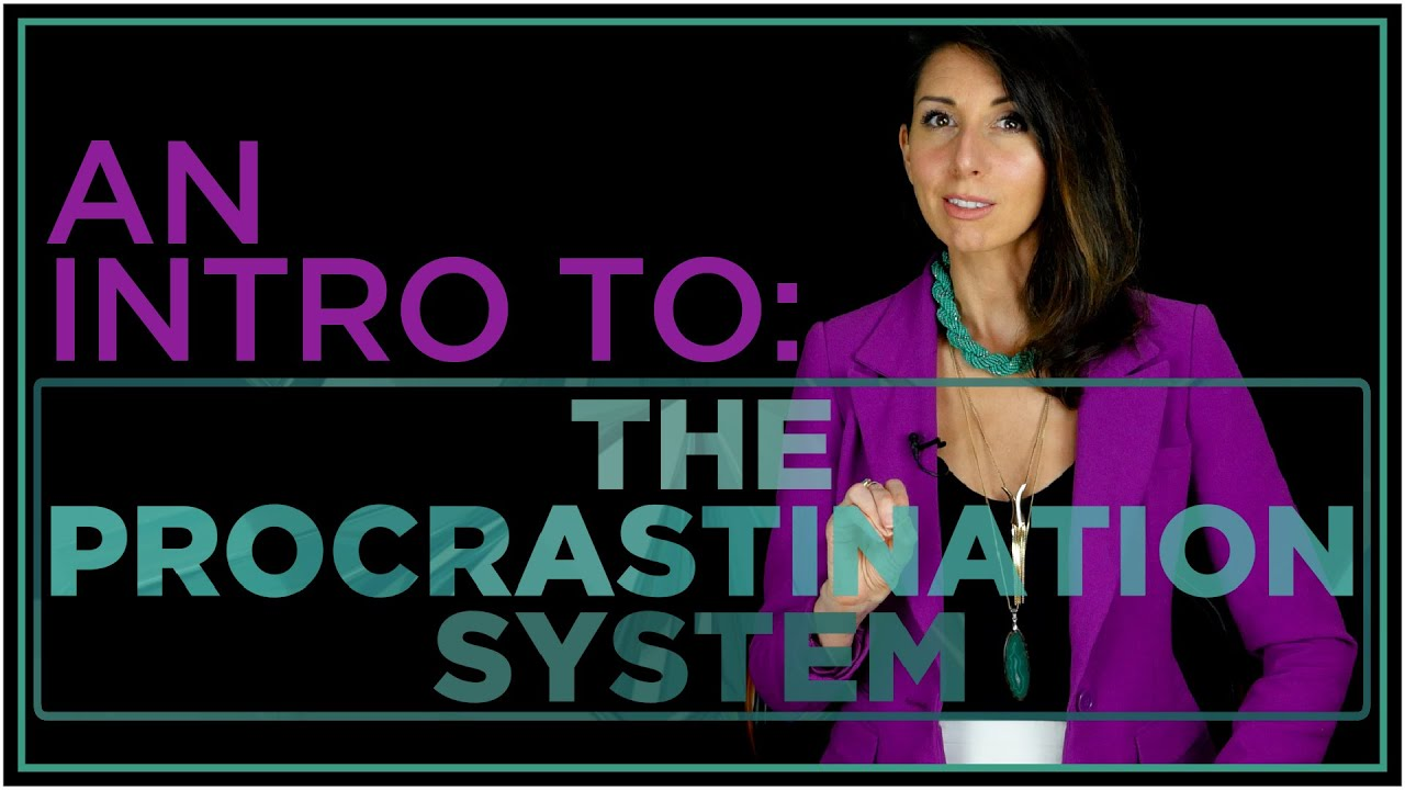 An Invitation to Transform Your Procrastination | THE PROCRASTINATION SYSTEM