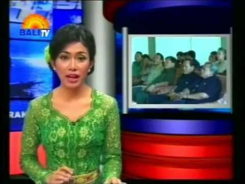 Bali TV laporan 10 October 2007
