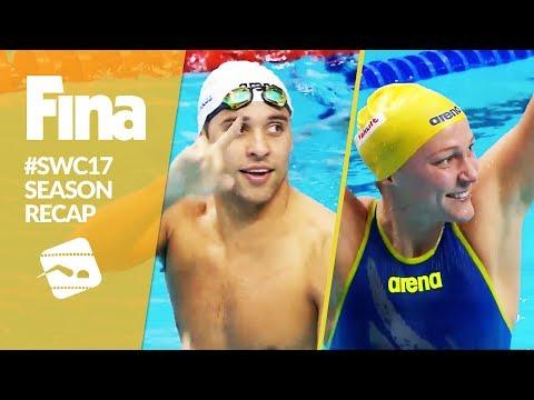Le Clos & Sjostrom are #1 | Season Recap | FINA/airweave Swimming World Cup 2017