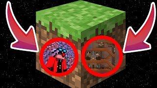 МИР НА 98% СОСТОЯЩИЙ ИЗ ГРЯЗИ! ПЕРВЫЕ ДОМА БУДУТ ПОСТРОЕНЫ В НАШЕМ ГОРОДЕ! Minecraft