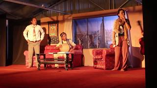 हैट बुद्धी तमाङ | Budhi Tamang Performing Cultural Play