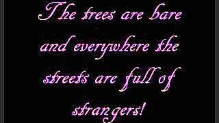 Les Miserables - On My Own - Lyrics on Screen