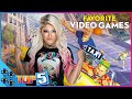 ALEXA BLISS' FAVORITE VIDEO GAMES of ALL-TIME!!!