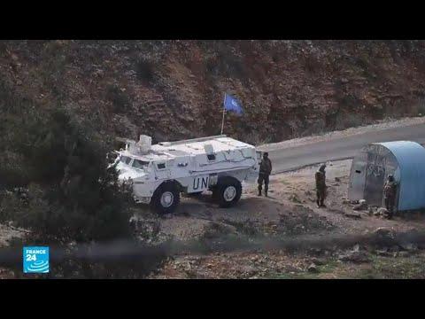 إسرائيل تطلب من لبنان وقوات الأمم المتحدة لحفظ السلام تدمير نفق حدودي  - 10:54-2018 / 12 / 7