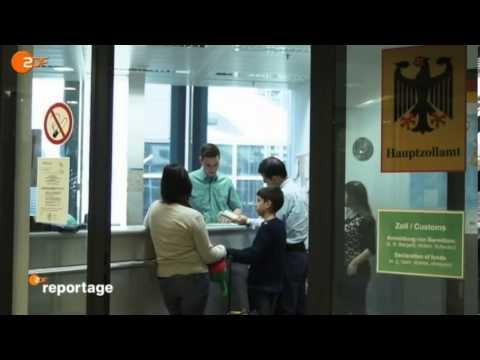 Gefälscht, geschmuggelt und getrickst - Der Zoll am Frankfurter Flughafen