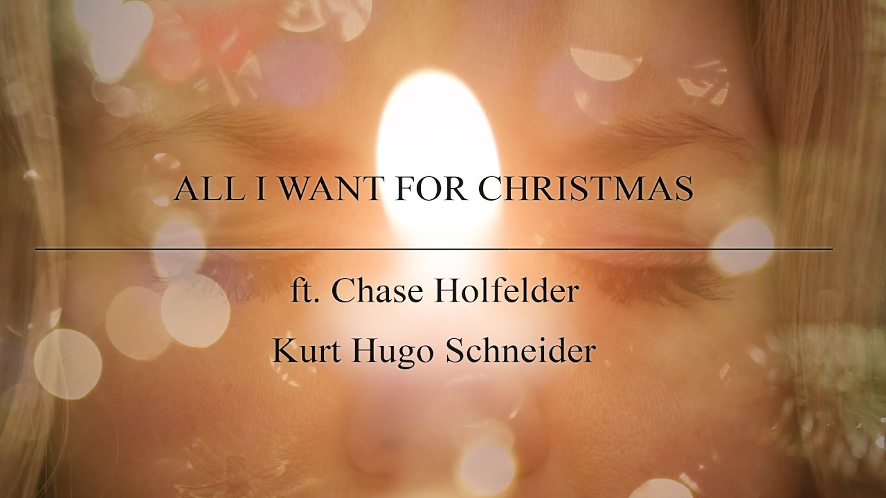 Captain Swan || All I Want For Christmas Is You by Chase Holfelder ...