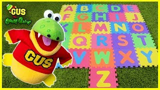 ABC Song Learn English Alphabet for Children Kids Nursery Rhymes!! ...