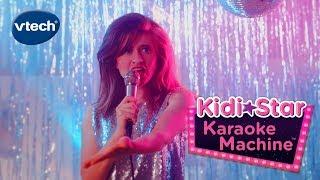 #MomJams | Kidi Star Karaoke Machine | VTech | Digital Video | :15