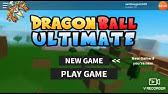 New Roblox Script Dragon Ball Ultimate Autotraining Max - New Dragon Ball Ultimate Hack Auto Farm Max Stats Op